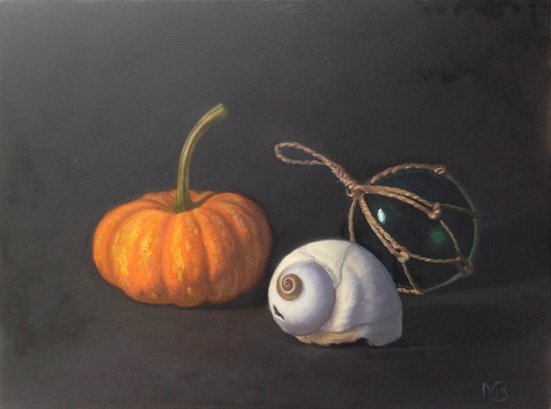 still life with pumpkin shell buoy_small